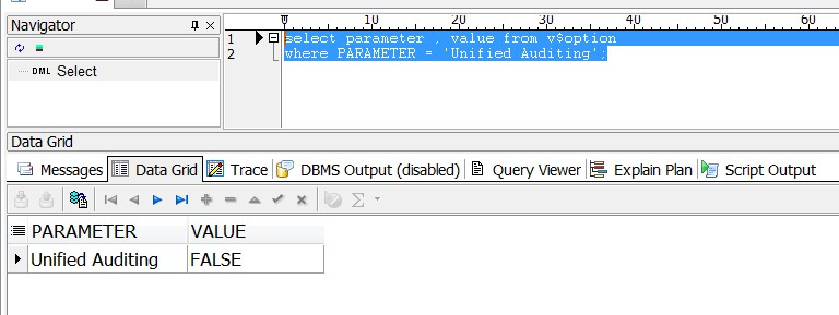 oracle 12c expdp impdp audit – Geodata Master